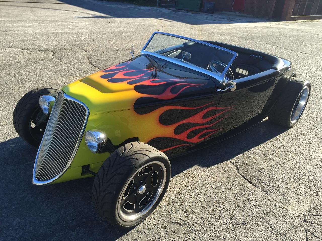 Driving The \'33 Ford Hot Rod You Can Buy Instead Of Build – 365Speed