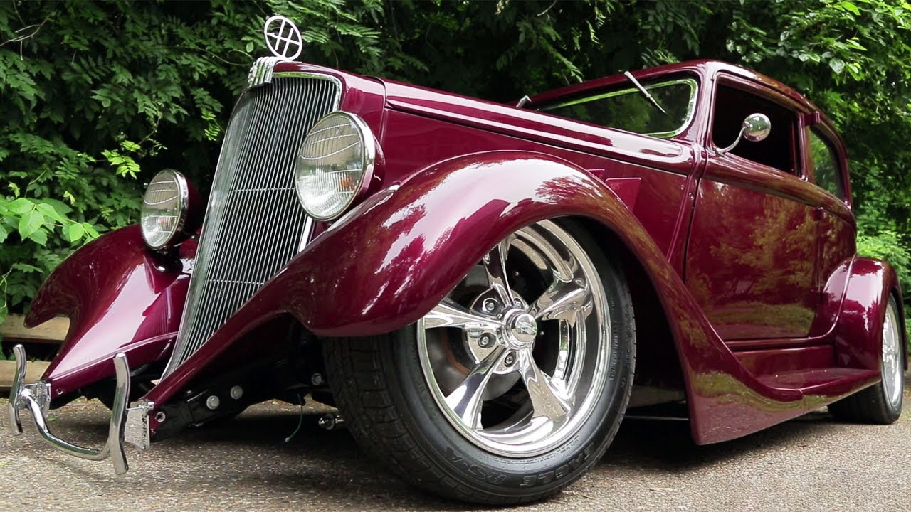 Traditional Hot Rods From The Suede Palace – 365Speed