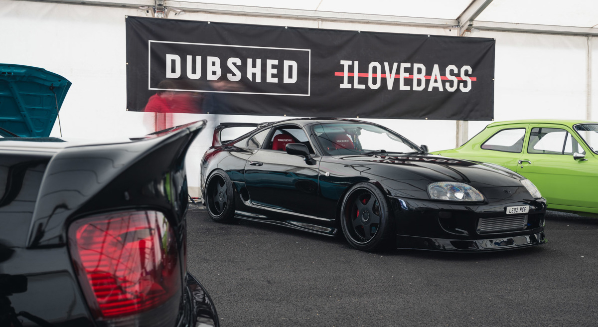 Dubshed: The Japanese Invasion