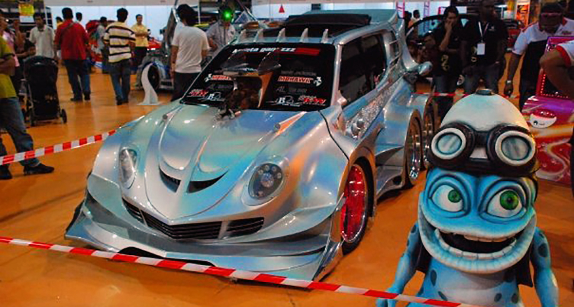 Top Extreme Modified Cars In Malaysia